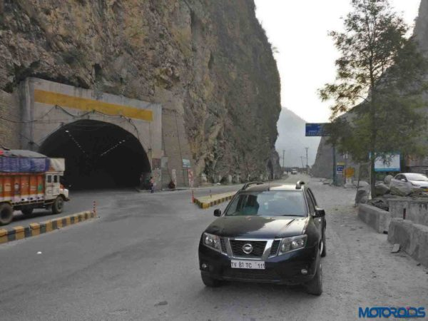 Nissan Terrano to Jalori Pass 028