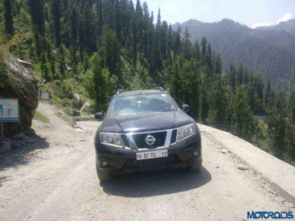 Nissan Terrano to Jalori Pass 035
