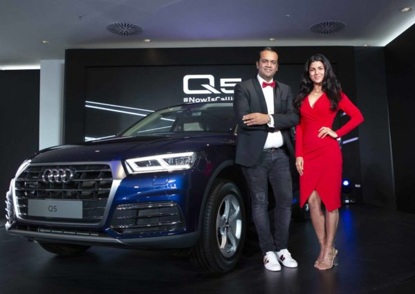 Petrol Powered Audi Q5 45 TFSI Launched In India (1)