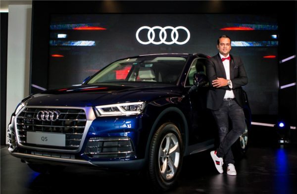 Petrol Powered Audi Q5 45 TFSI Launched In India (3)