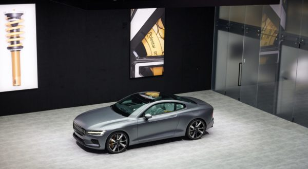 Polestar 1 To Make Its First Appearance At The 2018 Goodwood Festival Of Speed (2)