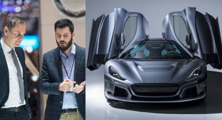 Porsche Buys Stake In Rimac Automobili