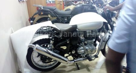 Is the Royal Enfield Scrambler 500 Another Surprise Headed Our Way?