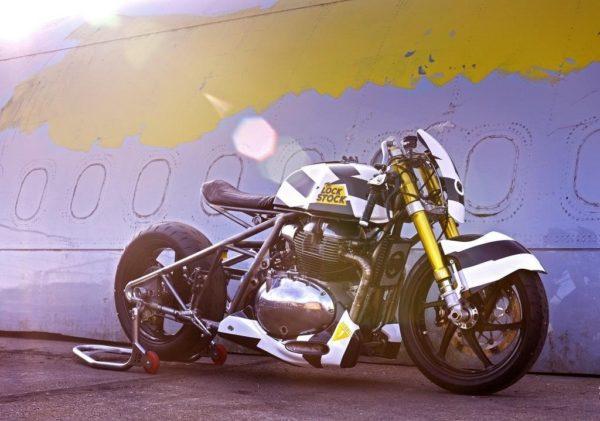 Royal Enfield Debuts Custom Motorcycles At Wheels & Waves 2018 (3)