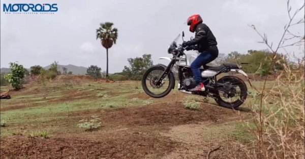 Royal Enfield Himalayan – Video Review – Feature Image