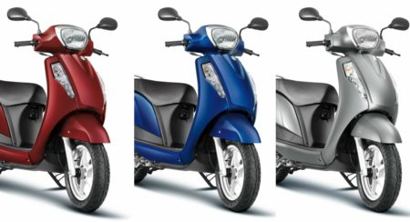 Suzuki Access 125 CBS Launched In India - Feature Image