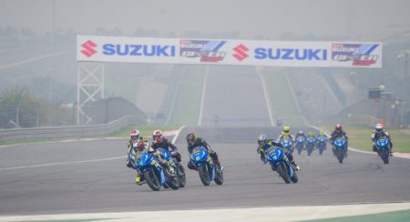 Suzuki Gixxer Cup - Official Images (3)
