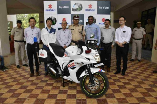 Suzuki Motorcycle India Kick Starts HelmetForLife Campaign To Promote Helmet Awareness (2)