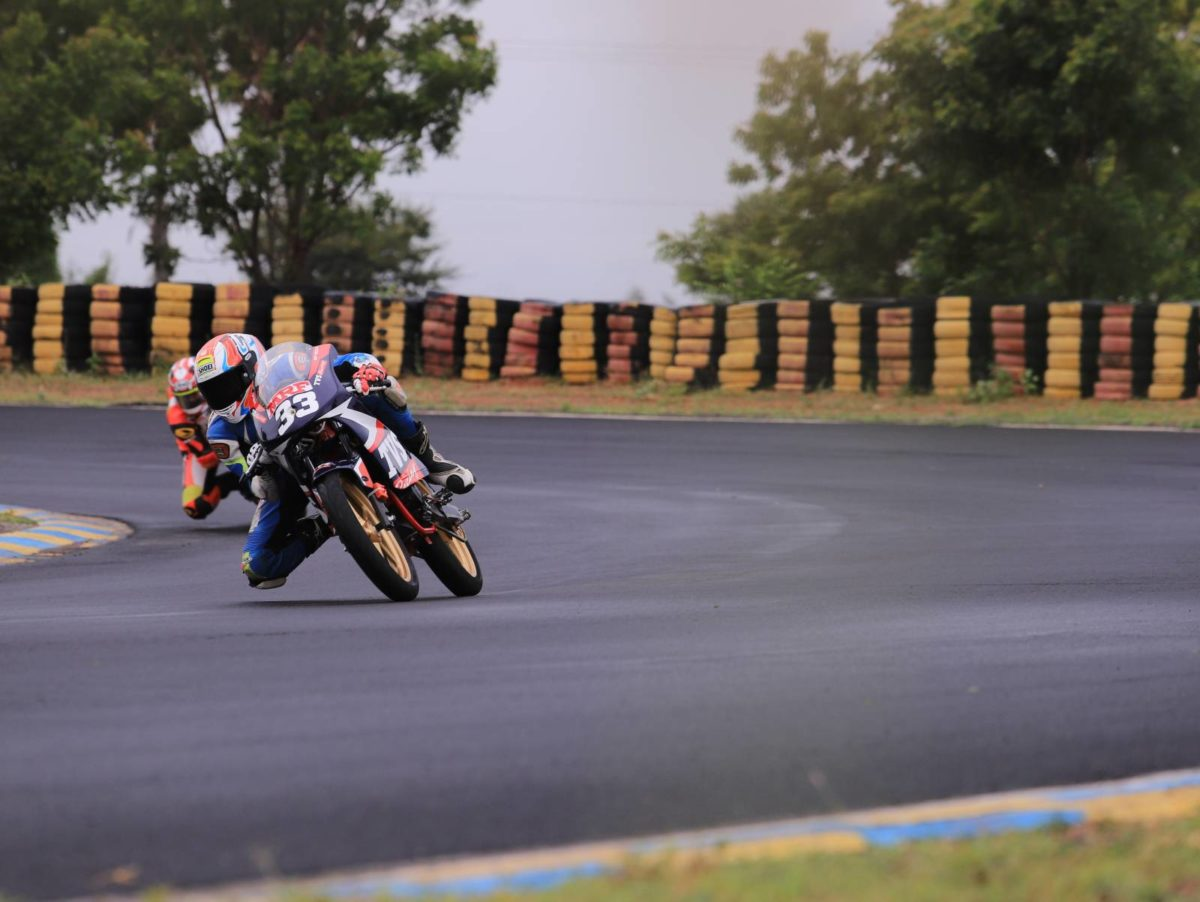 TVS Racing Makes Strong Start In The 2018 Indian National Motorcycle Racing Championship (1)