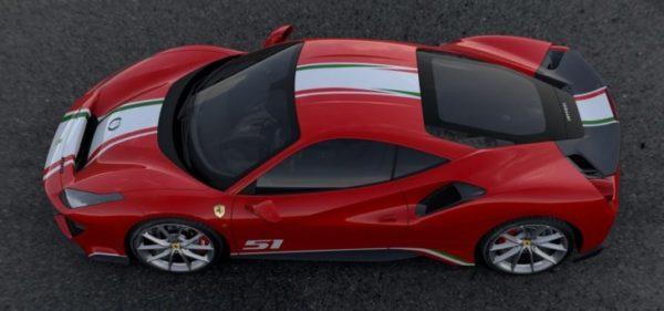 Tailor Made 'Piloti Ferrari' 488 Pista (1)