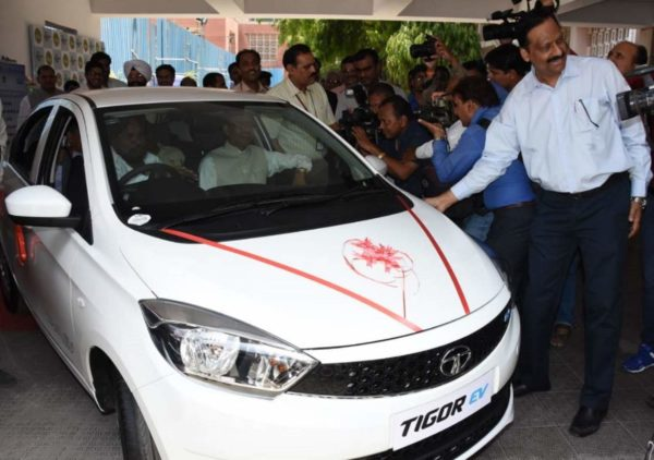 Tata Motors comes one step closer towards automotive electrification in Madhya Pradesh