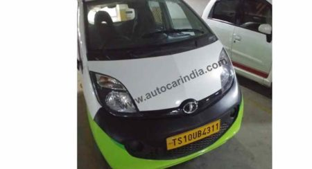 Tata Nano based Jayem Neo EV in Indiajpg