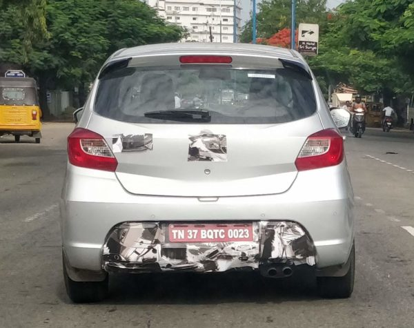 Tata Tiago JTP Spotted In Coimbatore (2)