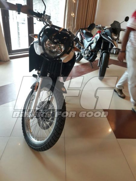 UM Dual Purpose Motorcycle Spotted In India