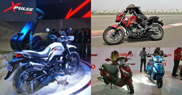 Upcoming Hero MotoCorp Products 2018 – Feature Image