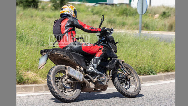 Upcoming KTM 390 Adventure Spied In Near Production Ready Guise (3)