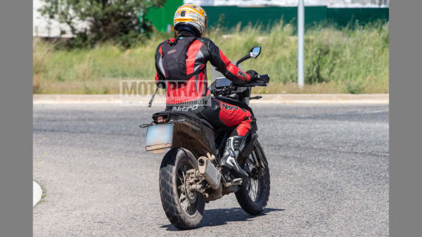 Upcoming KTM 390 Adventure Spied In Near Production Ready Guise (4)