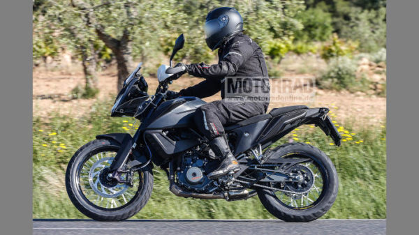 Upcoming KTM 390 Adventure Spied In Near Production Ready Guise (6)