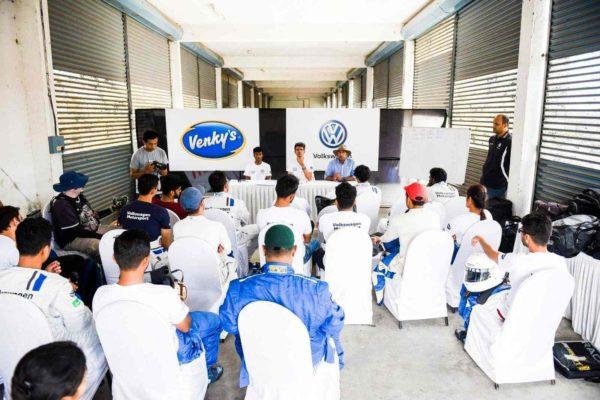 Volkswagen Ameo Cup 2018 Round One Kicks Off In Coimbatore (4)