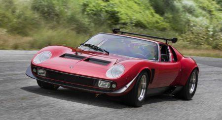 World's Only Lamborghini Miura SVR Completely Restored (11)