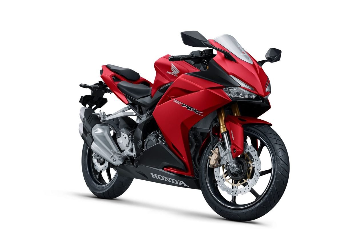 2018 Honda CBR250RR – New Colour Options (2)
