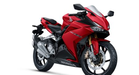 2018 Honda CBR250RR - New Colour Options (2)