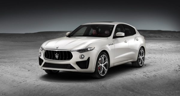 550hp Maserati Levante GTS Revealed To The World At Goodwood Festival of Speed (1)