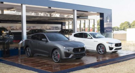 550hp Maserati Levante GTS Revealed To The World At Goodwood Festival of Speed (3)