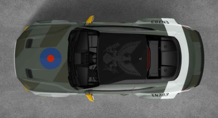 Aircraft-Inspired Special Edition Ford Mustang GT (1)