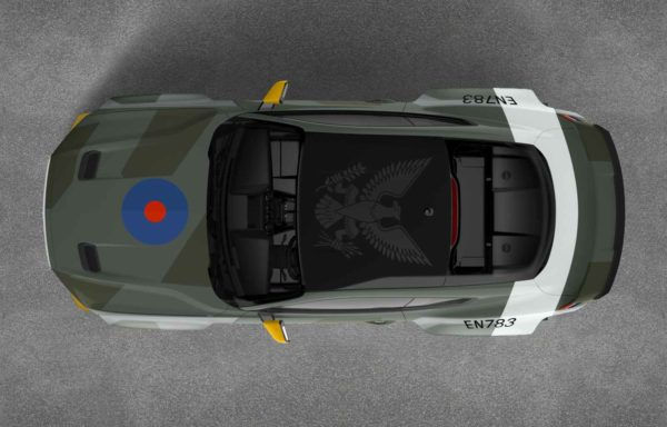 Aircraft Inspired Special Edition Ford Mustang GT (1)