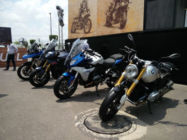 BMW G310R and G310 GS India launch (1)
