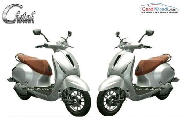 Bajaj Chetak – Expected India Launch Details (1)