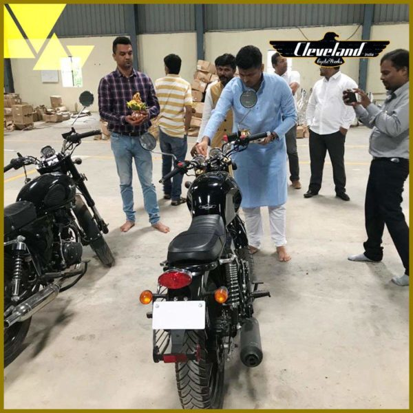 Cleveland CycleWerks – Pune Factory (3)