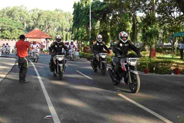 Corps of Military Police And TVS Motor Company Celebrate Kargil Vijay Diwas (4)
