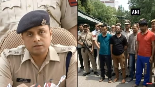 Delhi Police Nabs Four Autolifters (1)
