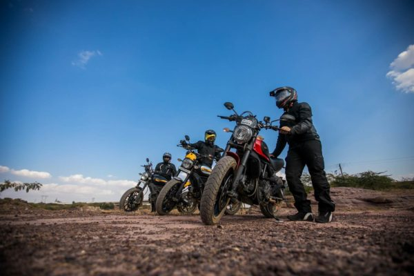 Ducati DRE Off Road Days in India (1)
