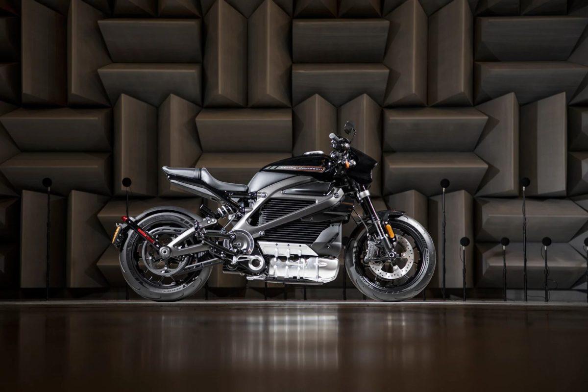 Harley Davidson 2019 LIVEWIRE – Official Image