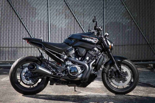 Harley Davidson FUTURE STREETFIGHTER MODEL – Official Image