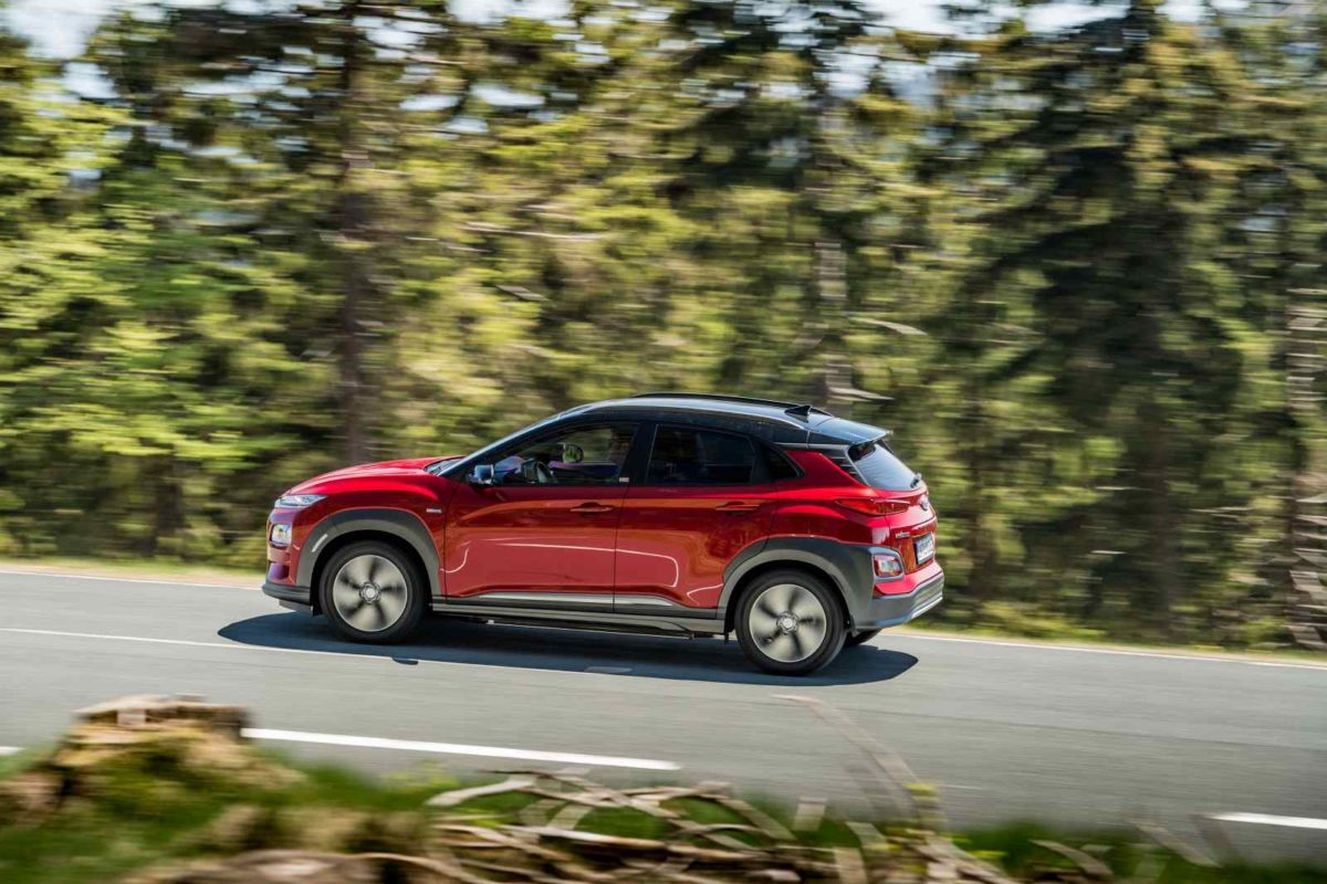 Hyunda KONA Electric – Official UK Images (1)