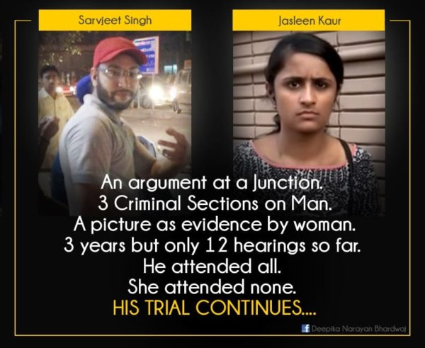 Jasleen Kaur Harassment Case – Three Years Later (1)