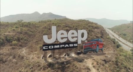 Jeep Compass Advertisement (3)