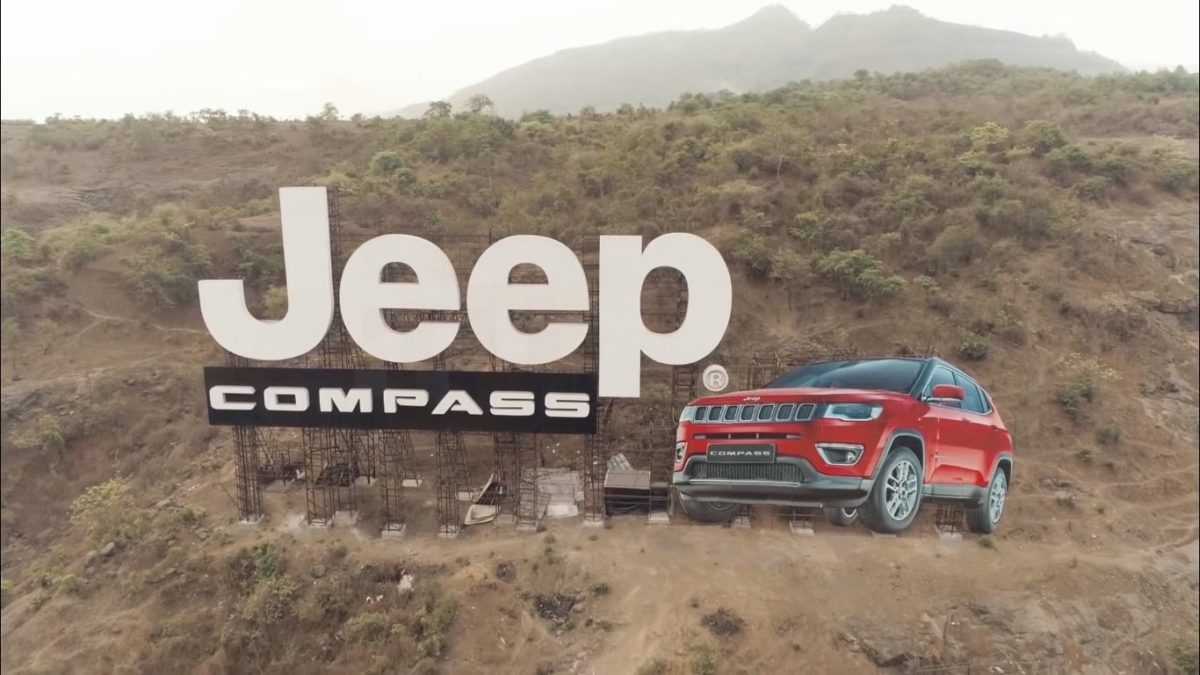 Jeep Compass Advertisement (4)
