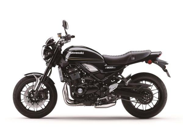 Kawasaki Z900RS In New Black Colour Option Rides Into India (1)