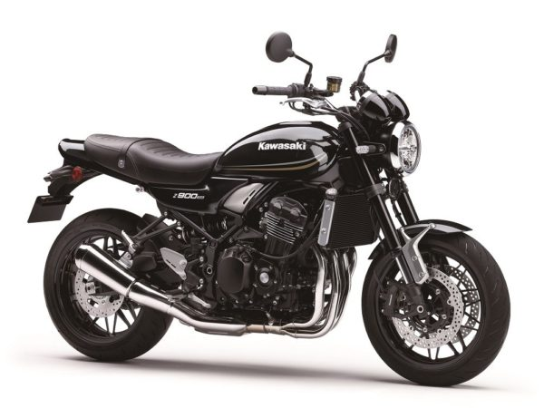 Kawasaki Z900RS In New Black Colour Option Rides Into India (2)