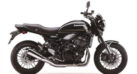 Kawasaki Z900RS In New Black Colour Option Rides Into India (3)