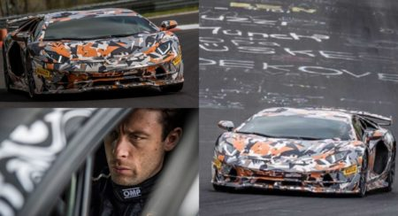 Lamborghini Aventador SVJ Claims Lap Record For Production Cars At Nürburgring Nordschleife - Featu