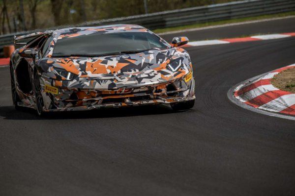 Lamborghini Aventador SVJ – NBR Record (4)