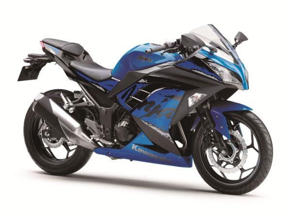 Locally Produced Kawasaki Ninja 300 Launced In India (2)