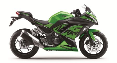 Locally Produced Kawasaki Ninja 300 Launced In India (4)