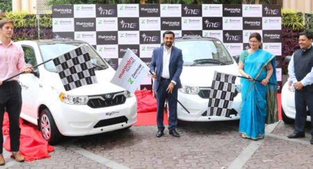 Mahindra Electric And Zoomcar Collaborate To Offer e2oPlus In Pune